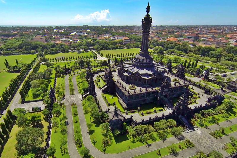 Bajra Sandhi Monument Denpasar