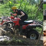 ATV Ride + Rafting Spa Bali Tour