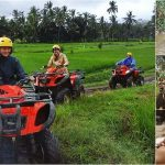 ATV Ride + Elephant Ride Spa Bali Tour