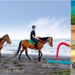 Horse Riding + Uluwatu Temple Bali Tour