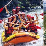 Rafting + Volcano, Ubud Bali Tour