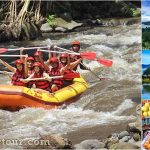 Rafting + Three Lake Bali Tour