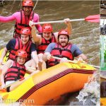 Rafting + Pod Chocolate Bali Tour