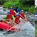 Rafting + Mother Temple Bali Tour
