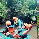 Bali Tubing + Kintamani Volcano, Ubud Tour