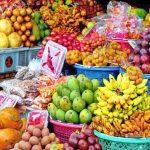 Candikuning Fruit Market