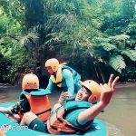 Pakerisan River Tubing