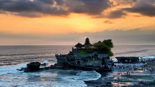 ATV Ride with Tanah Lot Sunset Bali tour