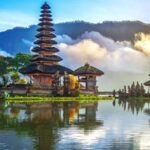 Bali Three Lake and Tanah Lot Sunset Tour